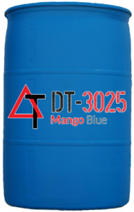 DT 3025 Mango Blue cleaning Chemicles