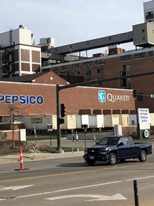 Pepsi co and Quaker