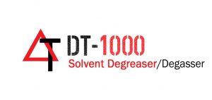 DT100 Solvent Degreaser Degasser