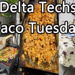 Delta Tech Service – Grilling in the sun